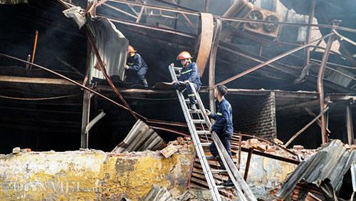 Quản lý chặt nguyên liệu hóa chất độc hại
