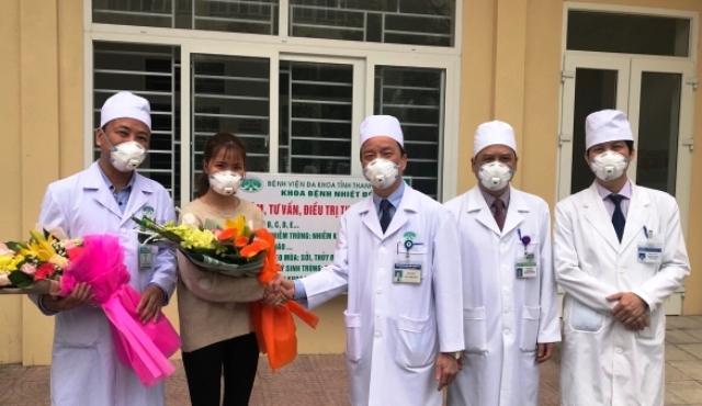 Chiều nay, 3 bệnh nhân Việt Nam mắc virus corona sẽ được xuất viện