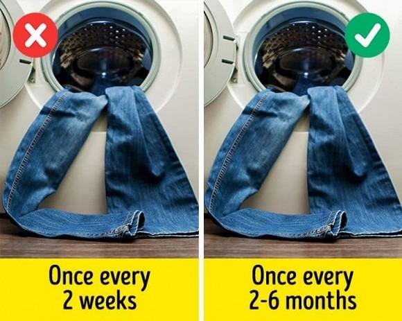 9 sai lầm nghiêm trọng của bạn khi sử dụng máy giặt có thể làm hỏng quần áo